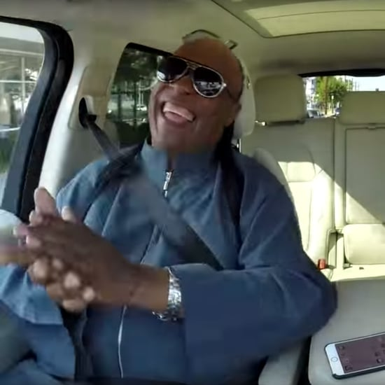 Stevie Wonder James Corden Carpool Karaoke Outtakes Video