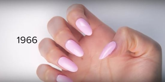 See 100 Years Of Nail Trends In 2 Minutes