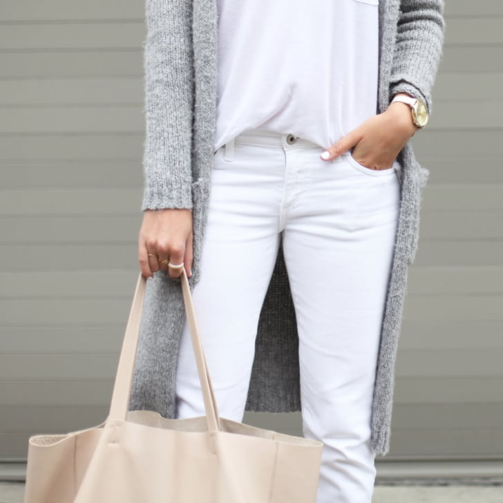 Best White Jeans by Body Type | POPSUGAR Latina