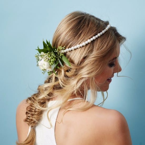 Unique Ways to Wear Wedding Hair Flowers