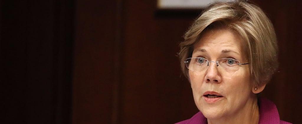 Elizabeth Warren's #MeToo Story Is Both Frightening and Empowering