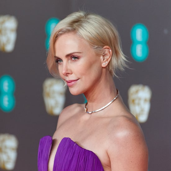 Charlize Theron's Red Hair For The School For Good and Evil