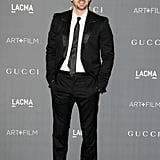 Rob, Cameron, Drew, and More Mingle at LACMA's Star-Studded Gala