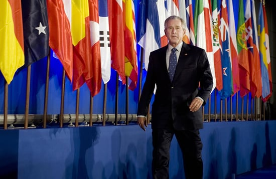 Bush Says Ciao to Europe, Get Bin Laden to Special Forces