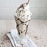 Lavender Latte Milkshake