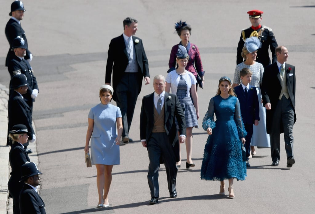 Princess Eugenie Dress at Royal Wedding 2018