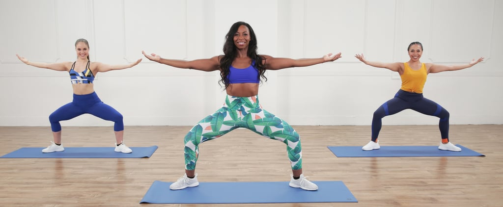 30-Minute No-Equipment Arms and Abs Workout