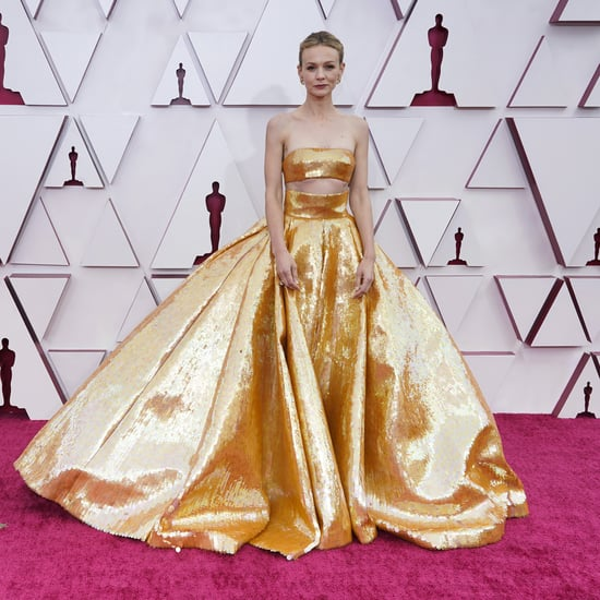 Oscars Red Carpet Dresses 2021