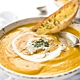 No-Chop Roast Pumpkin Soup