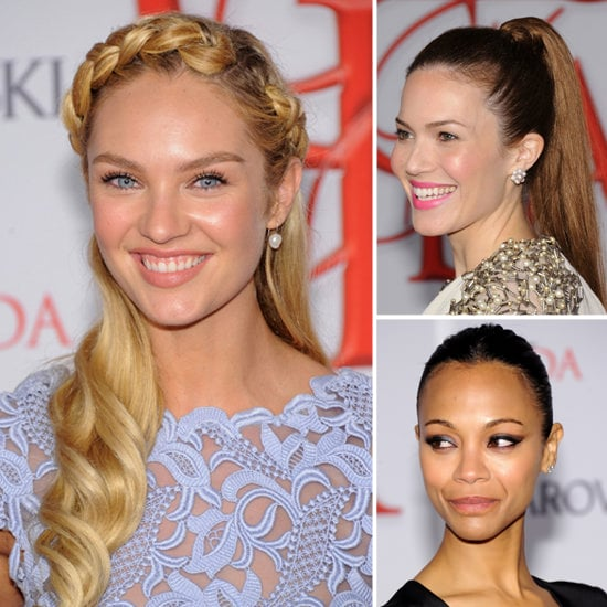 6 of Summer's Biggest Beauty Trends Spotted on the CFDA Red Carpet