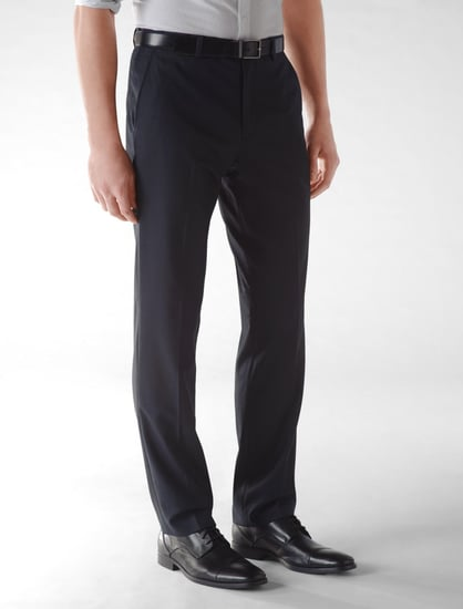 Body Slim Fit Refined Dress Pants