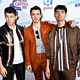 The Jonas Brothers at Capital FM Summertime Ball
