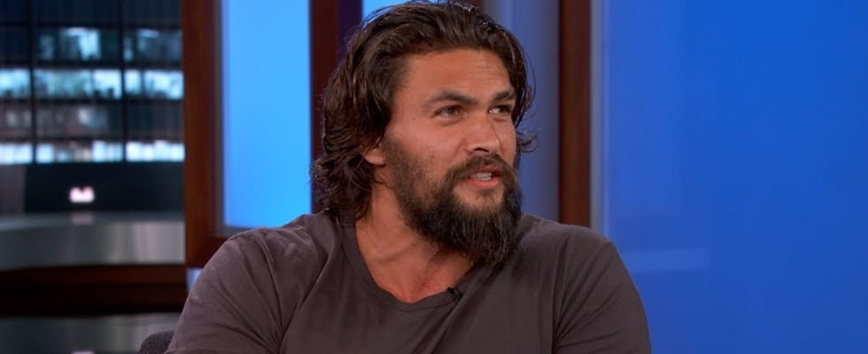 13 Sexy Jason Momoa Interview Moments That'll Make You Wonder If He's Even Real
