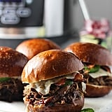 Slow-Cooker Blackberry Jalapeño Chicken Sandwiches