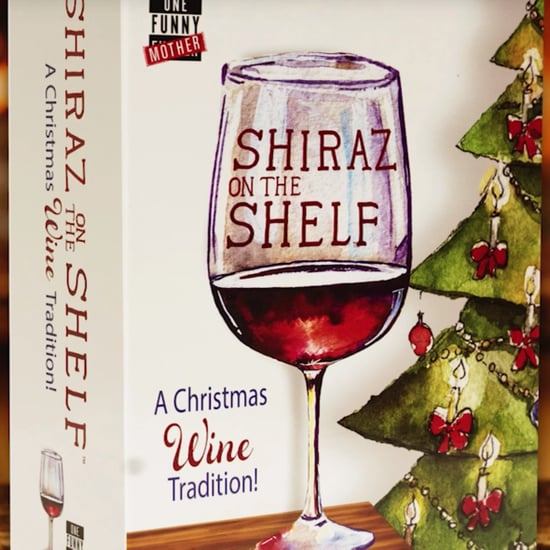 Shiraz on the Shelf Holiday Wine Gift For Adults