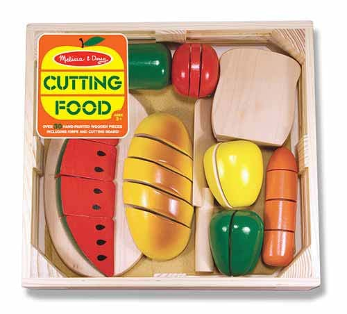 Cutting Food Wooden Set ($20)