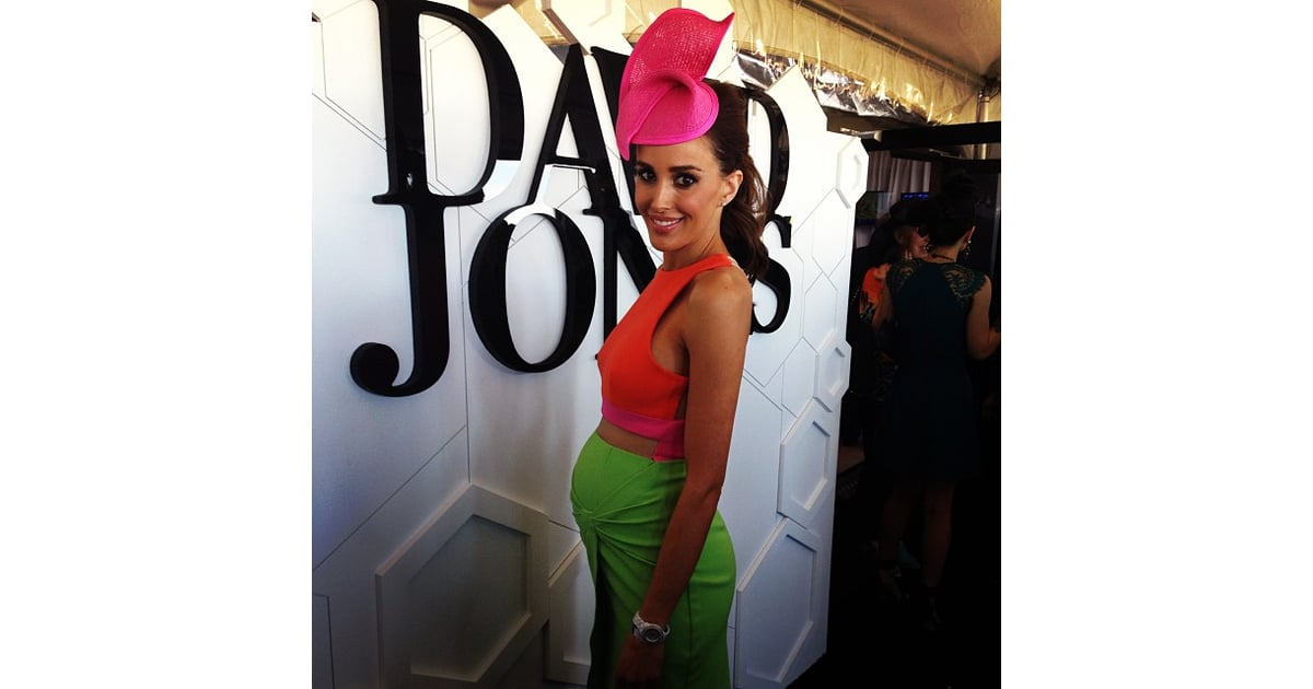 Rebecca Judd Celebrities At 2013 Bmw Caulfield Cup Popsugar Celebrity Australia Photo 17