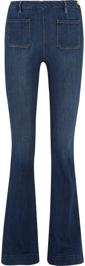 Frame Denim 'Le High' Flare High-Rise Jeans ($240)