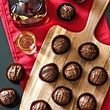 Spiced Tequila Dark Chocolate Truffles