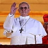 Archbishop of Buenos Aires Jorge Mario Bergoglio Becomes Pope Francis