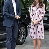 Prince William and Kate Middleton on World Mental Health Day