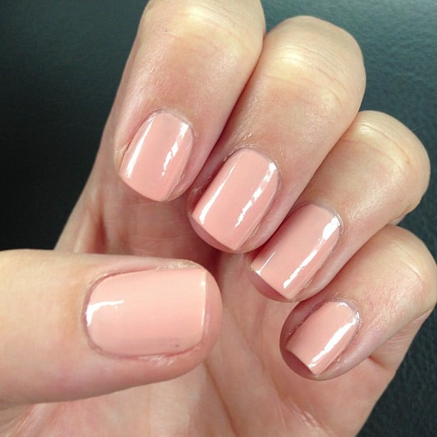 Alison wore Chanel nail polish in Emprise to a weekend wedding ...