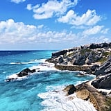Day trip to Isla Mujeres.