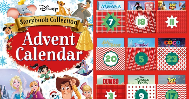 disney storybook collection advent calendar 2019. Black Bedroom Furniture Sets. Home Design Ideas