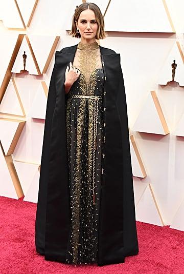 Rose McGowan and Natalie Portman Criticism Over Oscars Dress