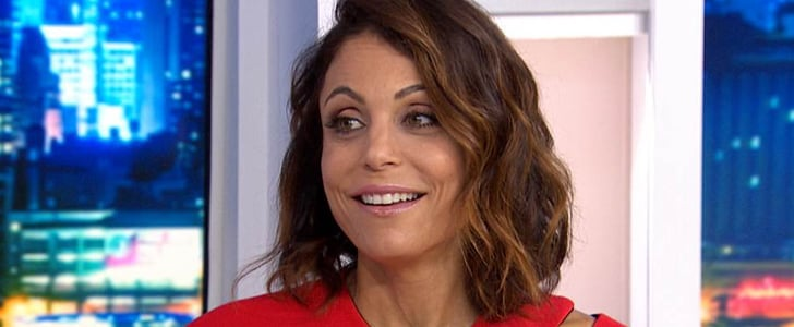 Bethenny Frankel Interview About Eric Stonestreet | Video