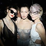 Kendall's Look at the Dior Ball