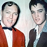 Bill Haley and Elvis Presley