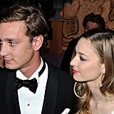In March 2013, Pierre and Beatrice attended a philanthropic event in Monte Carlo.