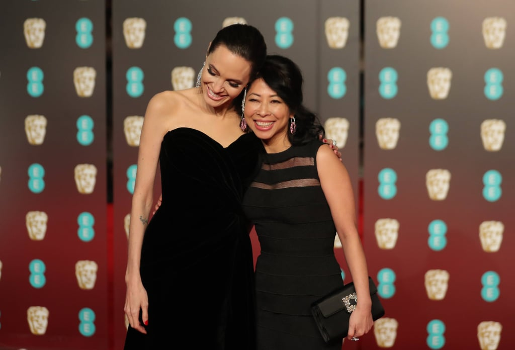 Activists at BAFTA Awards 2018