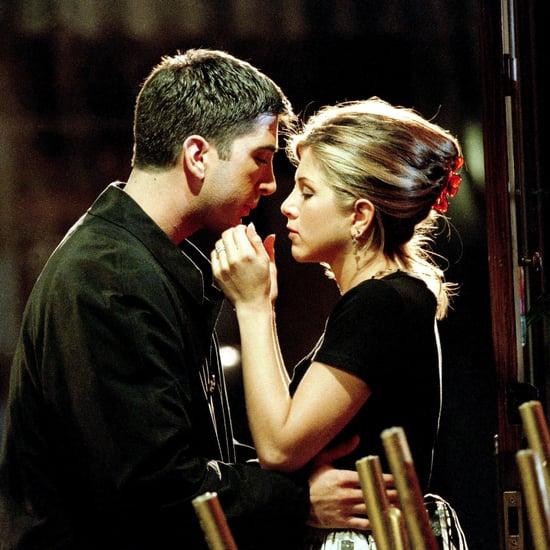 Jennifer Aniston and David Schwimmer Had a Crush on Friends