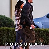 Megan Fox and Brian Austin Green Out in LA April 2019