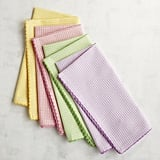 Pastel Gingham Napkin Set ($15, originally $20)