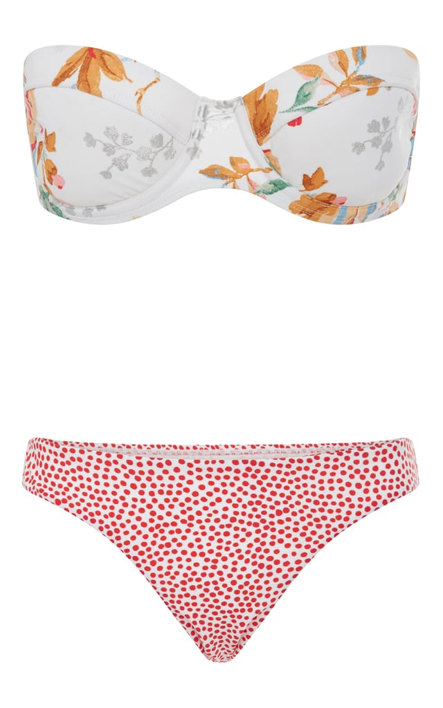 Zimmermann Belle Bikini Set ($275)
