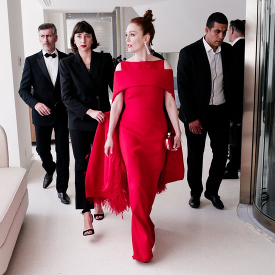Julianne Moore Cannes Film Festival Style 2018