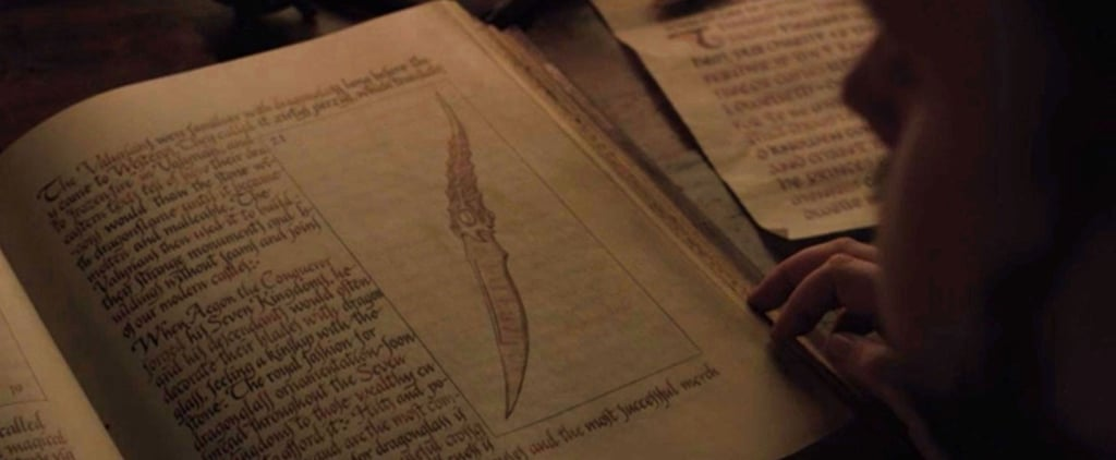 Game of Thrones: The Significance Behind the Dagger Sam Stumbles Across in the Premiere