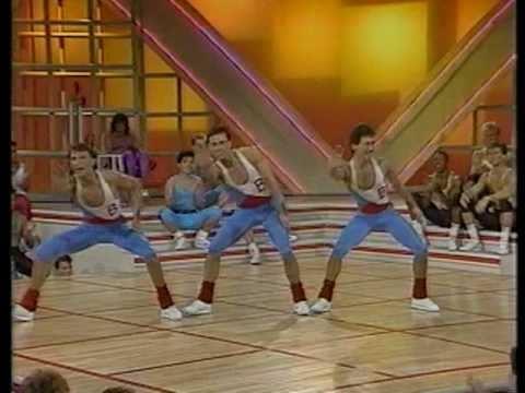 Flashback: 1986 Crystal Light Aerobics Competition