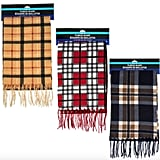Poly-Fleece Plaid Scarves