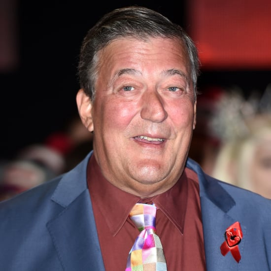 Stephen Fry to Wed Partner Elliot Spencer