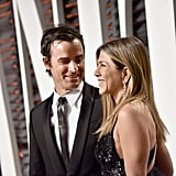 Jennifer Aniston and Justin Theroux's Hotness Factor Is Officially Off the Charts