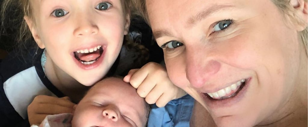 Fifi Box Gives Birth