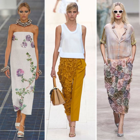 Best Spring Textural Floral Prints (Shopping)