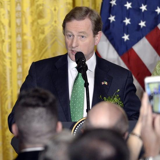 Irish Prime Minister Enda Kenny on Trump's Immigration Plans