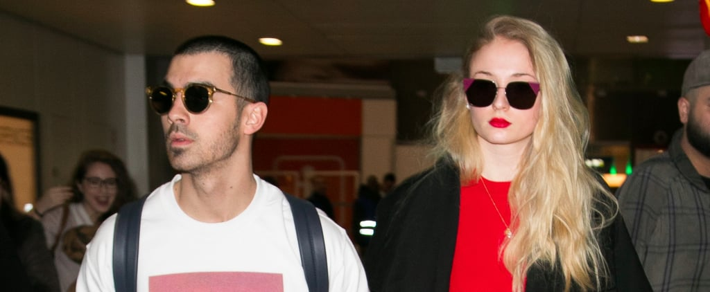 Sophie Turner and Joe Jonas Couple Style