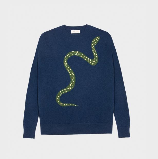 Leret Leret Crewneck Sweater No. 19