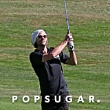 Best Bros Jensen Ackles and Jared Padalecki Goof Off on the Golf Course